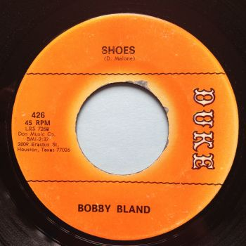 Bobby Bland - Shoes - Duke - Ex-