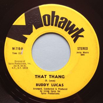 Buddy Lucas - That thang - Mohawk - Ex