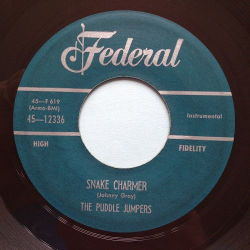 Puddle Jumpers - Snake Charmer - Federal - Ex