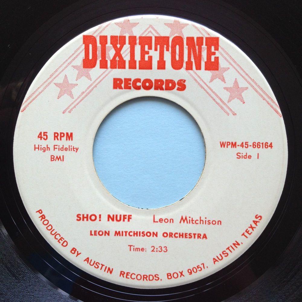 Leo Mitchison - Sho! Nuff - Dixieland - Ex