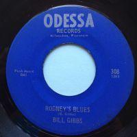 Bill Gibbs - Rodneys Blues - Odessa - VG+
