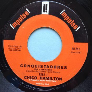 Chico Hamilton - Conquistadores - Impulse - Ex