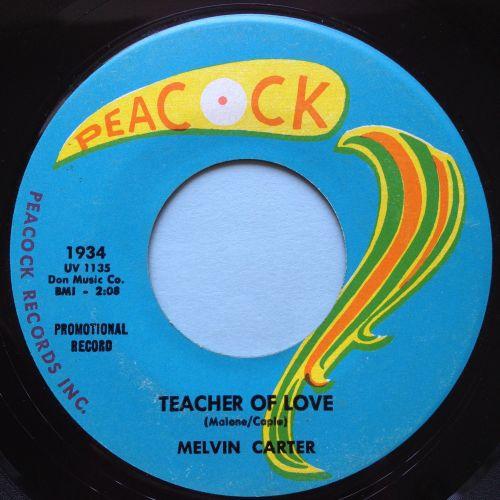 Melvin Carter - Teacher of love - Peacock promo - Ex