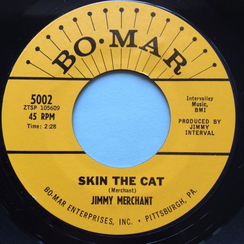 Jimmy Merchant - Skin the cat - Bo-Mar - Ex