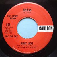 Buddy Lucas - Beulah - Carlton promo - Ex