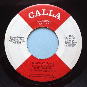 Cecil Garrett - Bearcat - Calla - Ex-