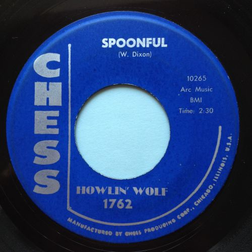 Howlin Wolf - Spoonful - Chess - Ex-