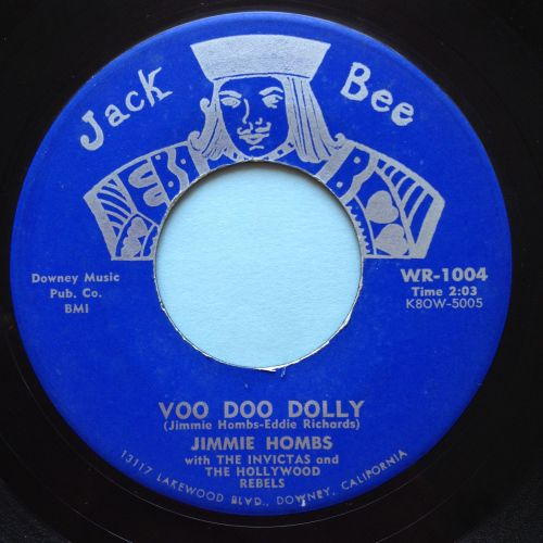 Jimmie Hombs - Voo Doo Dolly - Jack Bee - Ex