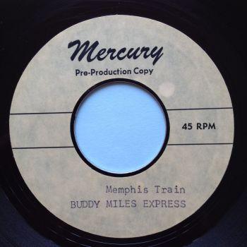Buddy Miles Express - Memphis Train - Mercury Acetate (one sided) - Ex
