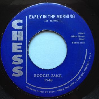 Boogie Jake - Early in the morning - Chess - Ex
