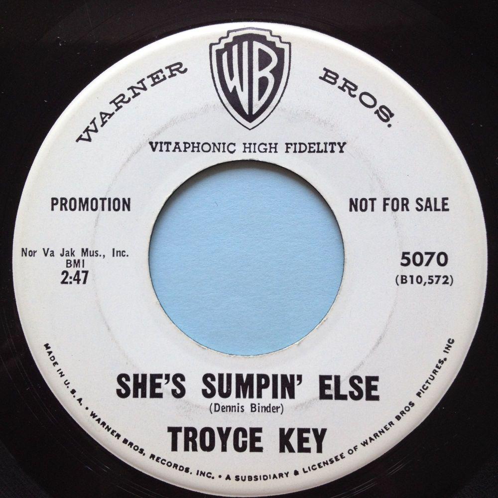 Troyce Key - She's sumpin' else - WB promo - Ex