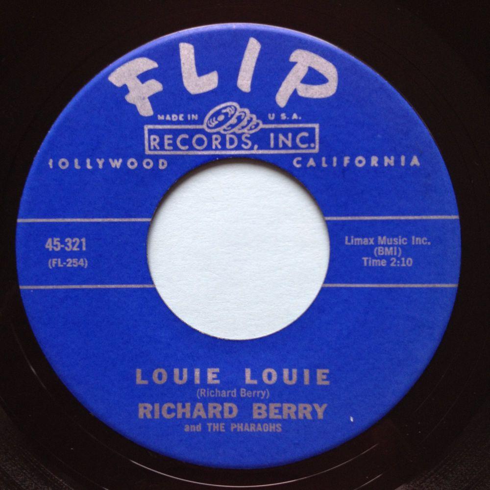 Richard Berry - Louie Louie - Flip - Ex