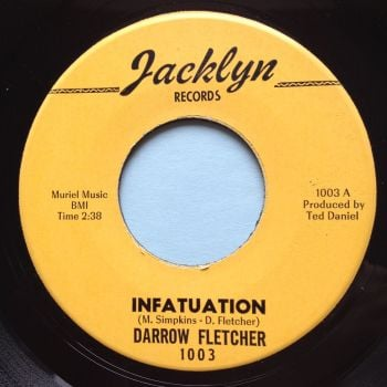 Darrow Fletcher - Infatuation - Jacklyn - Ex-