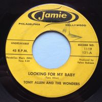 Tony Allen and the Wonders - Looking for my baby - Jamie - VG+