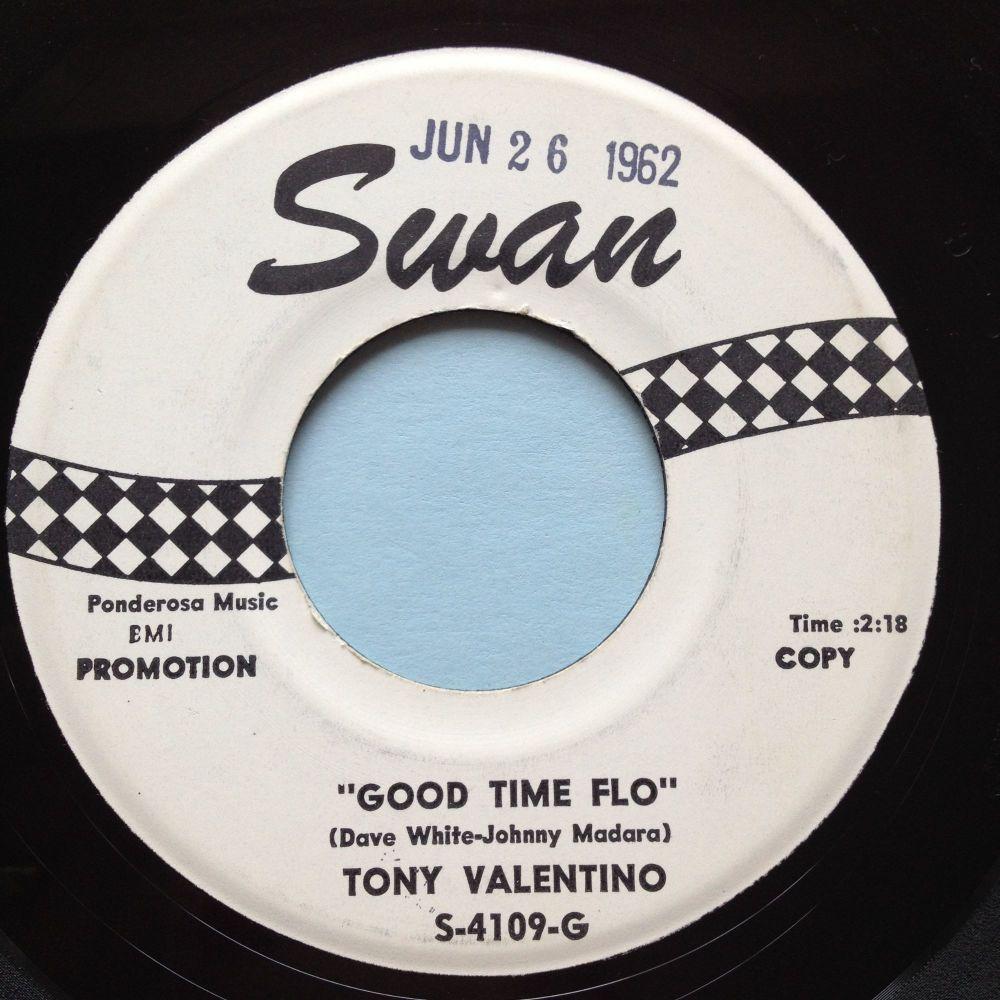 Tony Valention - Good time Flo - Swan - Ex