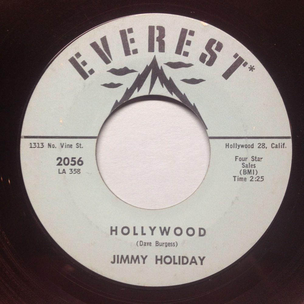 Jimmy Holiday - Hollywood - Everest - Ex-