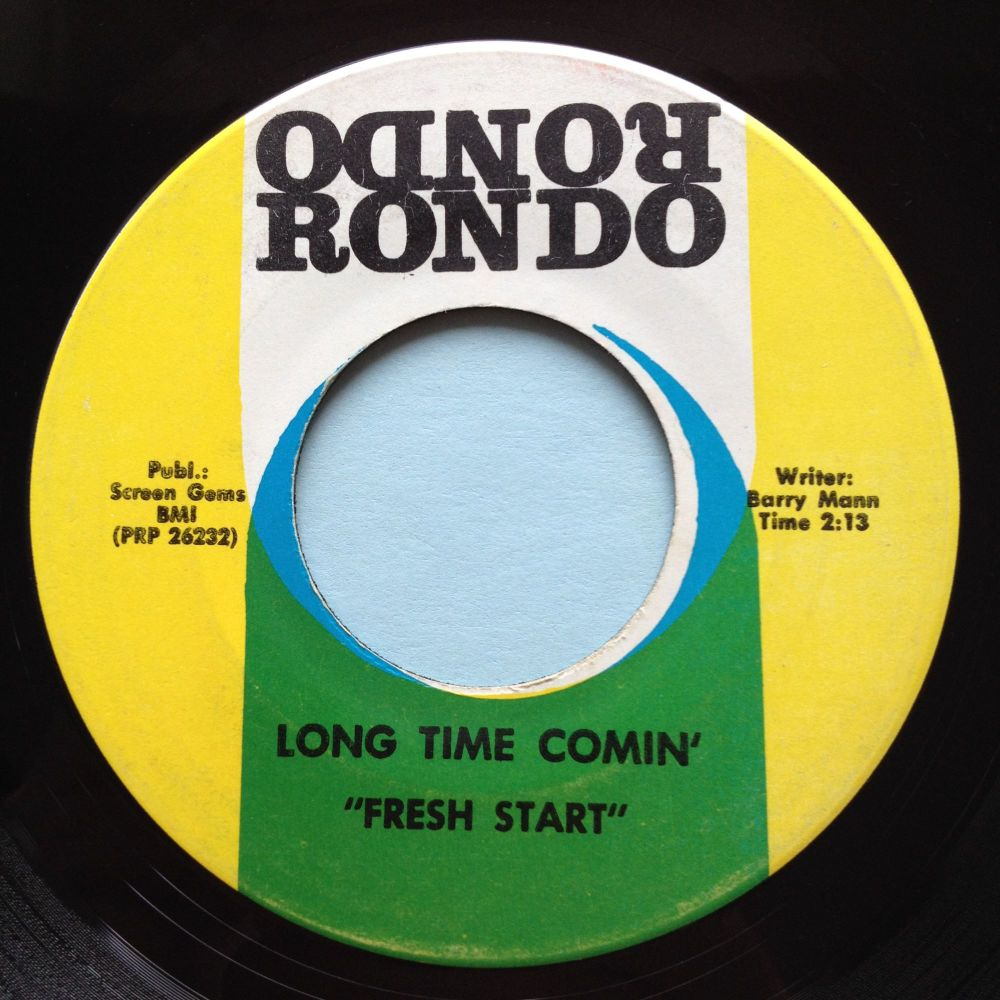 Fresh Start - Long time comin' - Rondo - VG+