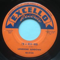Lonesome Sundown - I'm a mojo man - Excello - Ex