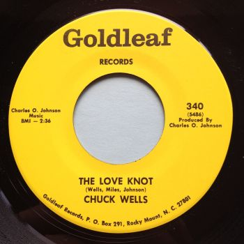 Chuck Wells - The Love Knot - Goldleaf - M-