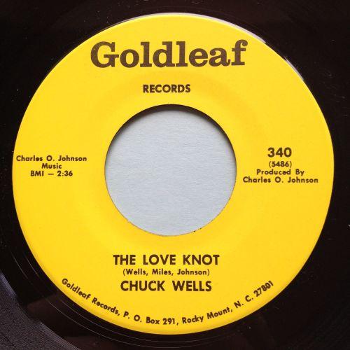 Chuck Wells - The Love Knot - Goldleaf - M-