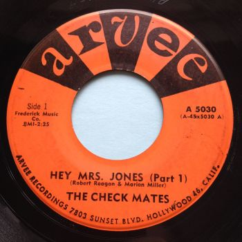 Check Mates - Hey Mrs Jones - Arvee - Ex-