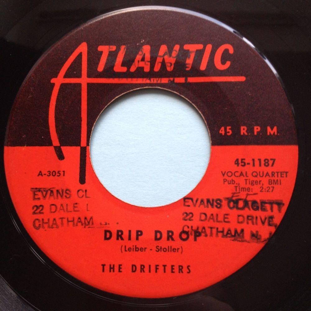 Drifters - Drip Drop - Atlantic - Ex