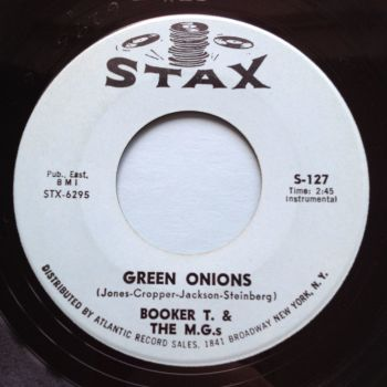 Booker T & MGs - Green Onions - Stax - Ex