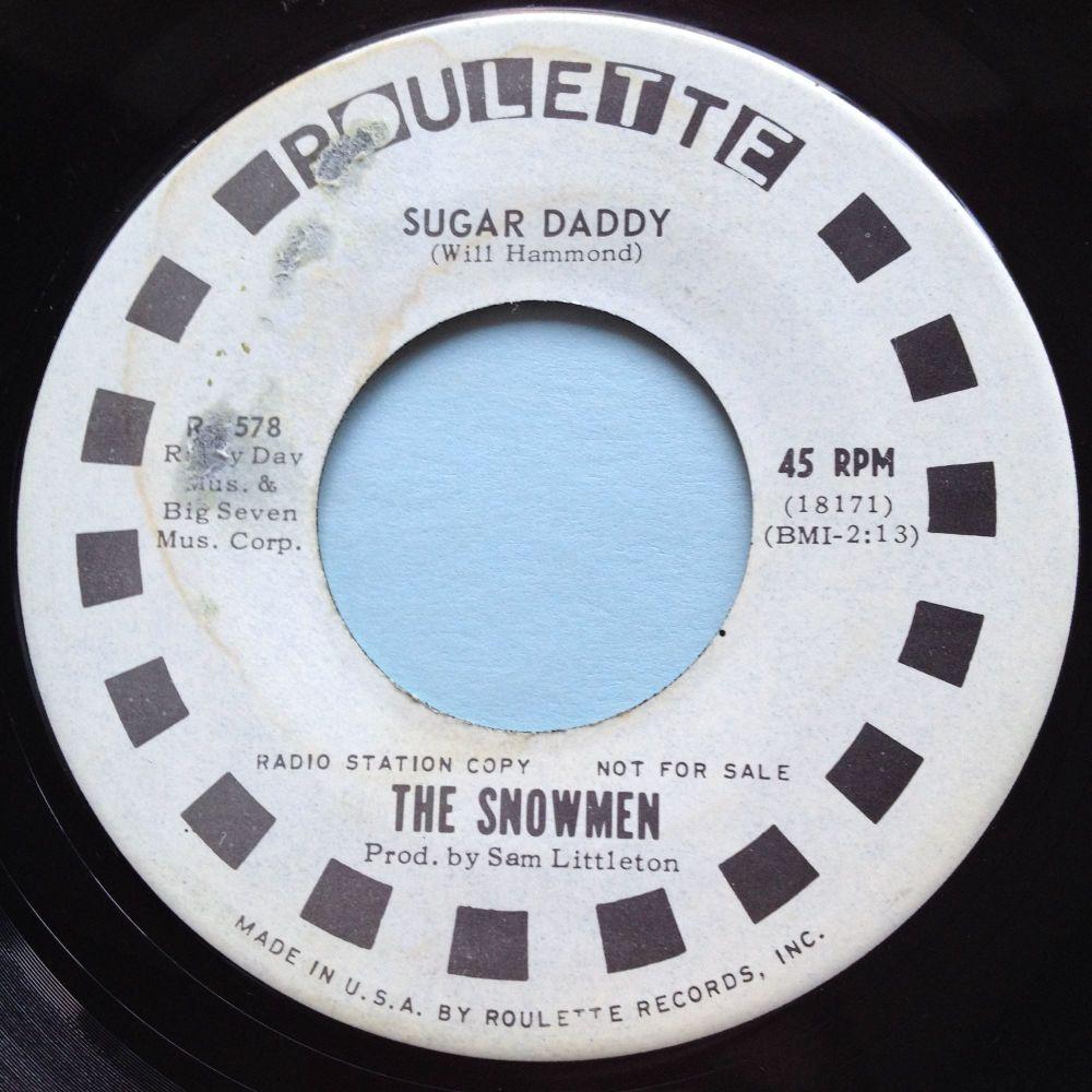 Snowmen - Sugar Daddy - Roulette promo - Ex-
