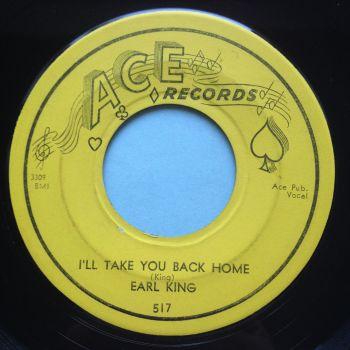 Earl King - I'll take you back home - Ace - Ex-