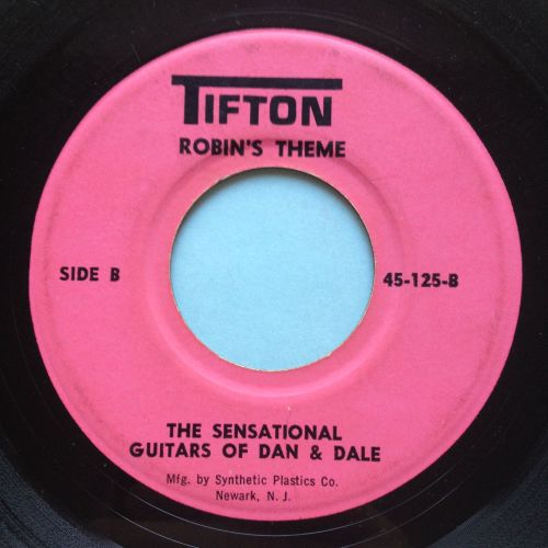 The Sensational Guitars of Dan and Dale - Robins Theme - Tifton - VG+
