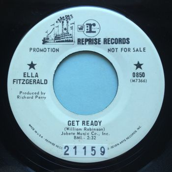 Ella Fitzgerald - Get Ready - Reprise promo - Ex- (sol)
