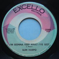 Slim Harpo - I'm gonna keep what I've got - Excello - Ex-