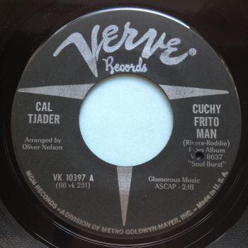 Cal Tjader - Cuchy Frito Man - Verve - Ex