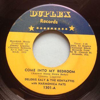 Deloris Ealy - Come into my bedroom - Duplex - Ex (dish nap)