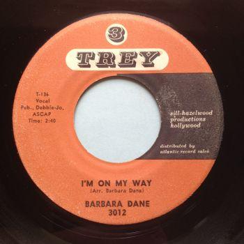 Barbara Dane - I'm on my way - 3 Trey - Ex