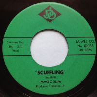 Magic Slim - Scuffling - JDO - Ex