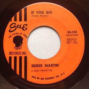 Derek Martin - If you go - Sue - Ex-
