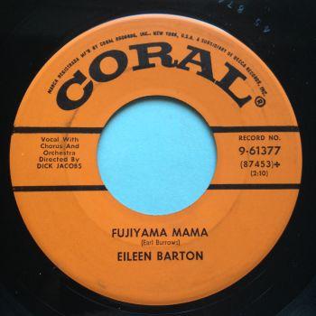 Eileen Barton - Fujiyama Mama - Coral - Ex