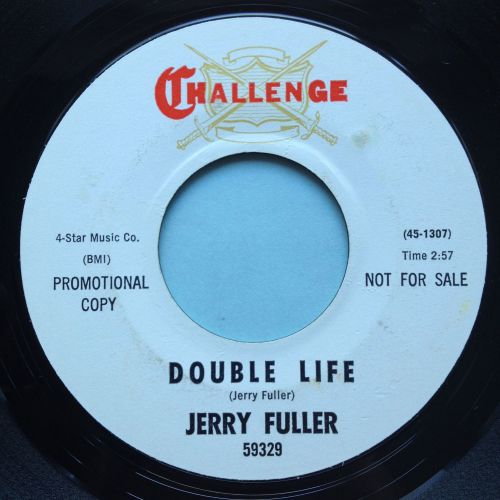 Jerry Fuller - Double Life - Challenge promo - Ex