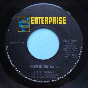 Little Sonny - Wade in the water - Enterprise - Ex