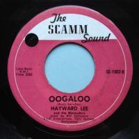 Hayward Lee - Oogaloo b/e It's a sin to lee a lie - Scamm - Ex