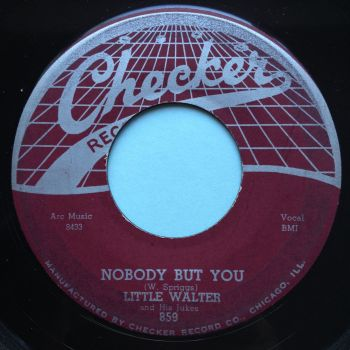 Little Walter - Nobody but you - Checker - Ex