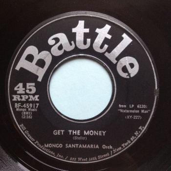 Mongo Santamaria - Get the money - Battle - Ex