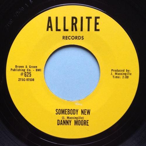 Danny Moore - Somebody new - Alltite - Ex
