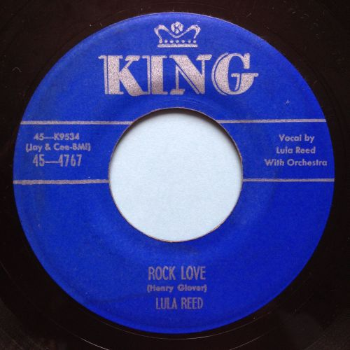 Lula Reed - Rock love - King - VG+