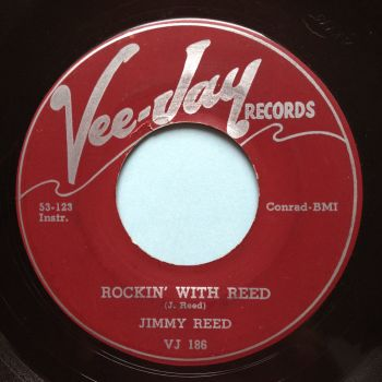 Jimmy Reed - Rockin' with Reed - Vee-Jay - Ex