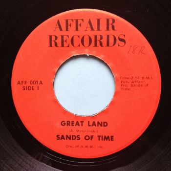 Sands of Time - Great Land - Affair - VG+