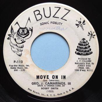 Geo. J. Camerinos, III - Move on in - Buzz - VG+