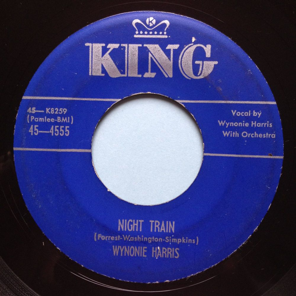 Wynonie Harris - Night Train - King - Ex-