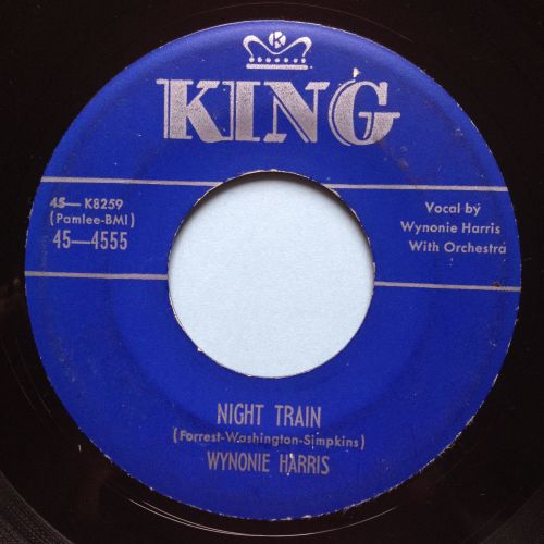 Wynonie Harris - Night Train - King - Ex-